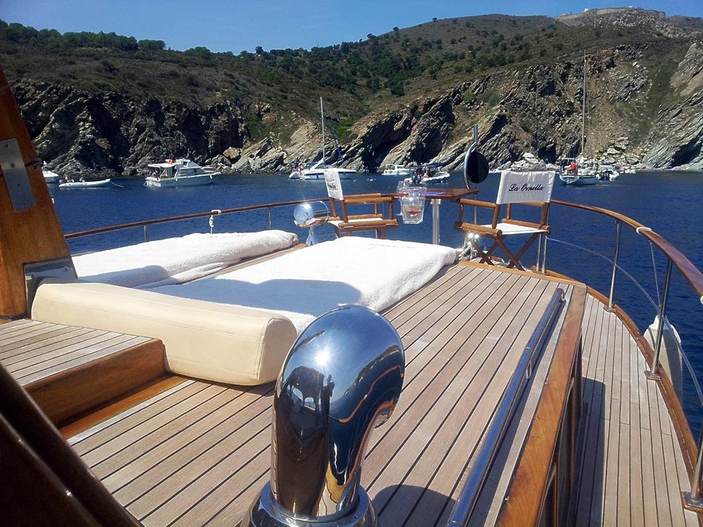 protection quai bateau